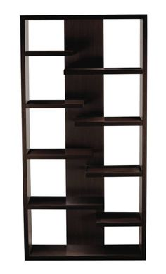 Imagine A Brand New Way To Bring Hip Geometric Style Your Home Its Here With Our Obsidian Bookcase Piece De