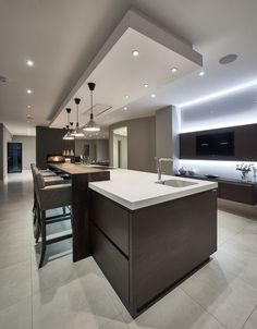 Kitchen by Grid Thirteen Ltd designer Natalie Fry, Photography by Andy Haslam