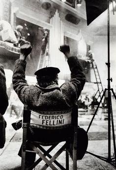 Federico Fellini #Cinematography