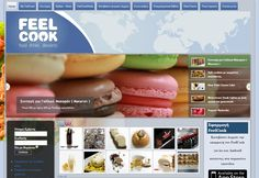 www.feelcook.com Steak Fajitas, Mind Games, No Cook Meals, Macarons, Cheesecake, Cooking, Desserts, Food, Kitchen