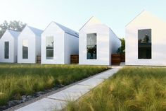 cool row houses in TX