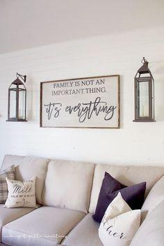 Rustic Farmhouse Living Room Decor Ideas 23 #livingroomremodeling #LivingRoomRemodeling