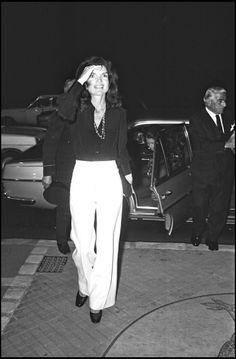 Anche Jackie Kennedy subì il fascino di questi pantaloni