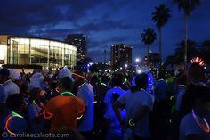 St. Pete Glow Run 2013