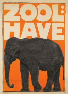 Zool Have - Aage Lund #poster #plakat