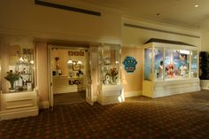 Disney Resort Hotels, Disney's Grand Floridian Resort & Spa - Souvenir Shop, Walt Disney World Resort