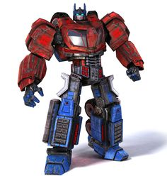transformers wfc optimus prime wallpaper | ... : Safeguarding The Transformers License - Transformers News - TFW2005
