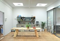 Soundcloud offices in Berlin #design #startup