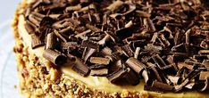 Check out this English Toffee Dacquoise recipe featuring Purdys chocolates Peanut Butter Cheesecake, Cheesecake Desserts, Chocolate Peanut Butter, Chocolate Recipes, Cake Recipes, Dessert Recipes, Dessert Ideas, Cake Ideas, Dacquoise Recipe