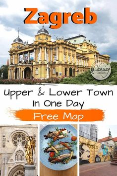 Wondering where to go in Zagreb? Our Zagreb walking tour will guide through all the best things to see and do in Zagreb. From Gradec, … European Destination, European Travel, Europe Travel Guide, Travel Guides, Budget Travel, Places To Travel, Travel Destinations, Travel Deals, Holiday Destinations