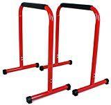 Barres parallèles pas cher – pour des exercices avec poids du corps avec lesquels vous pouvez entraîner efficacement une variété de groupes musculaires (push-up training, entraînement abdominal et dorsal, exercices tronc). INTÉRIEUR ET EXTERIEUR : Les supports de fitness pèsent environ 3,8 kg par support et peuvent être utilisés aussi bien pour des exercices à la maison qu'à l'extérieur. STABILITÉ : Les pieds stables sont antidérapants et donnent à l'appareil Push Up une position ferme. Les… Biceps, Crossfit, Push Up, Wardrobe Rack, Gym Equipment, Sport, Amazon, Products, Frases