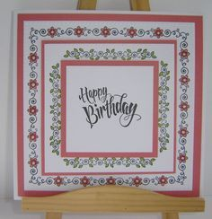 Spellbinders Cards, Flip Cards, Flower Cards, Greeting Cards Handmade, Christmas Cards, Projects To Try, Card Making, Sue Wilson, How To Make