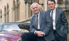 Inspector Morse (alltime favourite tv-serie) -> new in Oxford an Inspector Morse walking tour