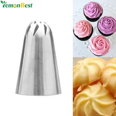 Stainless Steel C... from the The Grasshopper Gallery!  Take a look!  http://www.thegrasshoppergallery.com/products/stainless-steel-cream-nozzle-piping-nozzles-fondant-tips-nozzle-tool-for-pastry-cake-decorating-cake-decorating-baking-tools?utm_campaign=social_autopilot&utm_source=pin&utm_medium=pin