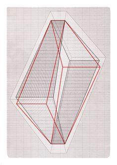 geometric print | edubarba on etsy