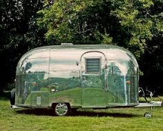 1963 Airstream Bambi. I would love one of these to camp in!!