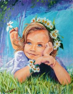 Цветочек, автор Фанил Муллагалиев. Артклуб Gallerix