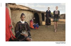 Fashion Copious - Valentino SS 2016 Campaign by Steve McCurry