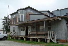 Konriko Rice/Conrad Mills, New Iberia, Louisiana.