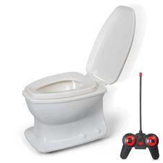 Remote Control Toilet