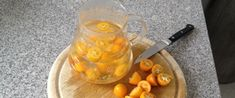 Got a sore throat or a nagging cough? This Kumquat Cough Remedy will give you quick relief. According to traditional Chinese medecine kumquat clears phlegm.