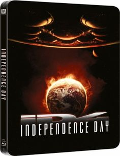Movie Steelbooks - Independence Day Steelbook