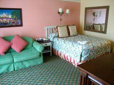 Disney's Boardwalk Inn & Villas | Pinned by Mousefan in a Minivan | #disneyworld #disney #resort #hotel #travel #vacation