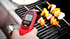 Laser Thermometer.....perfect for Pastry Chefs and Grillers.