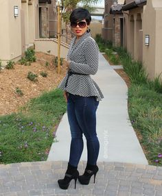 Mimi G Style: DIY Fashion Sewing: DIY Cardigan