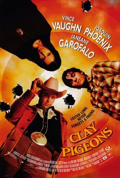 Janeane Garofalo, Vince Vaughn, and Joaquin Phoenix in Clay Pigeons Pigeon, Movies Showing, Movies And Tv Shows, Janeane Garofalo, Sara Evans, Vince Vaughn, Movies Worth Watching, Rotten Tomatoes, Joaquin Phoenix