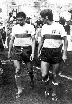 Gigi Riva, Gianni Rivera