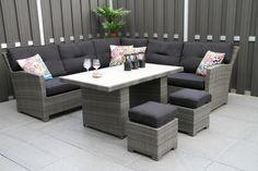 Lounge/dining set Classico - Gratis Thuisbezorgd!