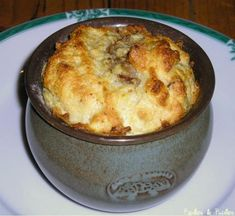 Soufflé aux cèpes Cuisine Diverse, Pop Up Restaurant, Savoury Dishes, Entrees, Macaroni And Cheese, Food And Drink, Pork, Appetizers, Healthy Recipes