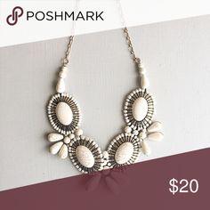 Handmade necklace Handmade Bohemic tribal necklace Jewelry Necklaces