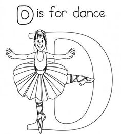 33 best coloring pages for young dancers images on pinterest
