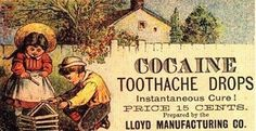 a simpler time indeed! Vintage Advertising Campaign Cocaine Toothache Drops…a simpler time indeed! Advertisement Description Cocaine Toothache Drops…a simpler time indeed! Sharing is love ! Georg Trakl, Old Poster, Poster Ads, Pub Vintage, Vintage Food, Creepy Vintage, Vintage Labels, Funny Vintage Ads, Vintage Ephemera