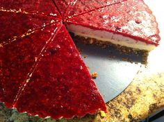 Raspberry Cheesecake Love Story Of A Designer and A Nutritionista