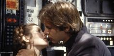Carrie Fisher confiesa romance con Harrison Ford durante...