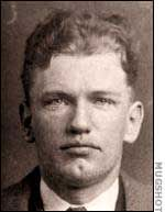 Mad Dog Coll (Donegal born Vincent Coll) who was allegedly involved in everything from murder, bootlegging, kidnapping and hijacking. Coll was only twenty four when killed.
