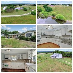 159 Speedway Rd. $1,150,000 I challenge you to find 100 acres with prettier land than this RQT Ranch! Enjoy an amazing view from the Highest Point in the county! Miles of unobstructed rolling pastoral landscape. Scattered native pecan trees, fruit trees, lake and 2 ponds. Lush native grass, fenced and cross fenced with water access in each pasture for easy livestock rotation. 2 fully remodeled turn-key ready homes sit on top of the hill. Main house has 3 bedrooms, 3 full baths, game room…