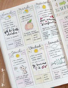 Catégorie Bullet Journal ⋆ ZunZún - Féminin. Eclectique. Ecosensible.