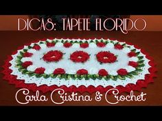 Dicas: Tapete Florido - YouTube