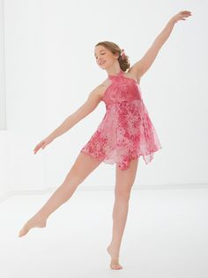 lyrical dance costume
