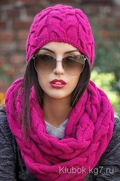 Crochet Baby Hats, Crochet Scarves, Knitted Hats, Knit Crochet, Knitwear Fashion, Knit Fashion, Hats For Women, Sweaters For Women, Winter Knit Hats