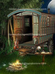 gypsy caravan images | Gypsy Caravan