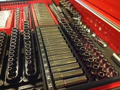 who has a full socket set up and how is it organized? - The Garage Journal Board