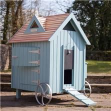 Introducing the new Highgrove Hen House. I saw this in prototype.  Lovely - but pricey!