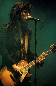 Tom Keifer of Cinderella Class act and extremely talented musician
