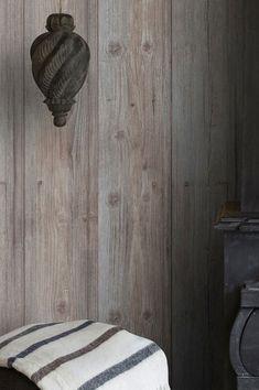 #wallpaper #vinylwallpaper #wallpapering Wood Effect Wallpaper, Vinyl Wallpaper, Faux Wood Wall, Beach Wood, Wall Treatments, Interior Design, Home Decor, Timber Wall Panels, Wall Papers