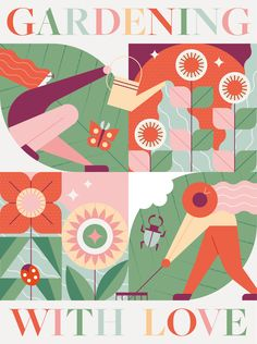 Delphine Meier is a swiss illustrator living in Montréal. Her illustration style is graphic and colorful. Illustration Sketches, Illustrations And Posters, Digital Illustration, Graphic Illustration, Graphic Design Posters, Graphic Design Typography, Shape Art, Festival Posters, Motion Design